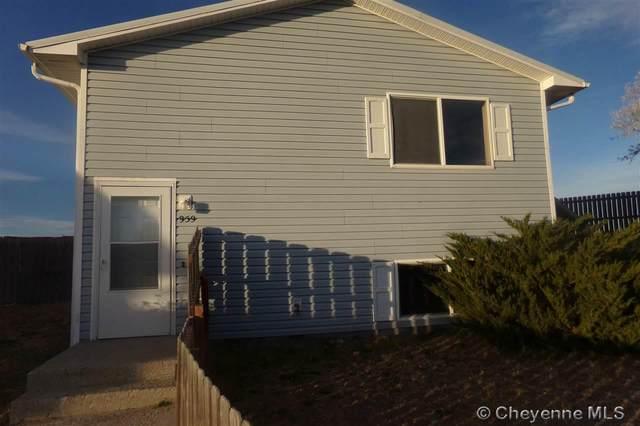 959 Ash St, Wheatland, WY 82201 (MLS #80485) :: RE/MAX Capitol Properties