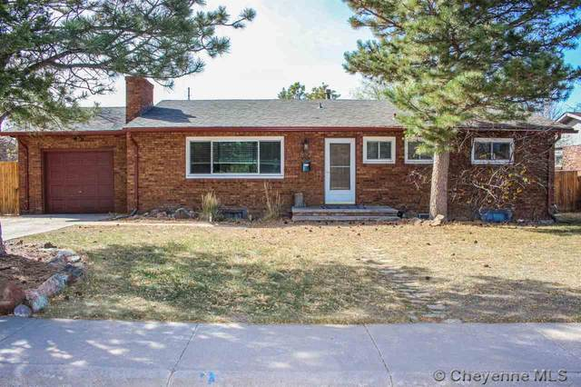 5312 Greybull Ave, Cheyenne, WY 82009 (MLS #80488) :: RE/MAX Capitol Properties