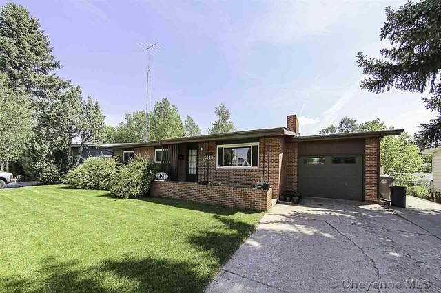 5143 Syracuse Rd, Cheyenne, WY 82009 (MLS #80516) :: RE/MAX Capitol Properties