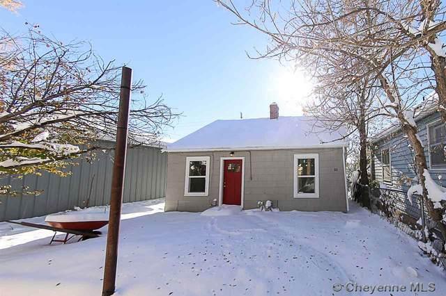 511 W 24TH ST, Cheyenne, WY 82001 (MLS #80527) :: RE/MAX Capitol Properties