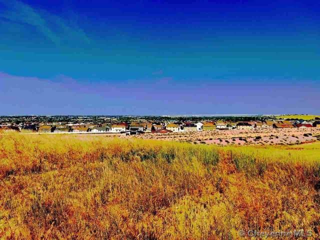 TBD Farthing Rd, Cheyenne, WY 82001 (MLS #80552) :: RE/MAX Capitol Properties