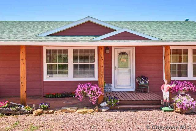 9623 Dove Dr, Fort Laramie, WY 82212 (MLS #80582) :: RE/MAX Capitol Properties