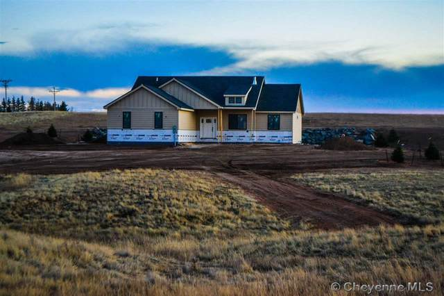 2395 Silver Gate Way, Cheyenne, WY 82009 (MLS #80586) :: RE/MAX Capitol Properties