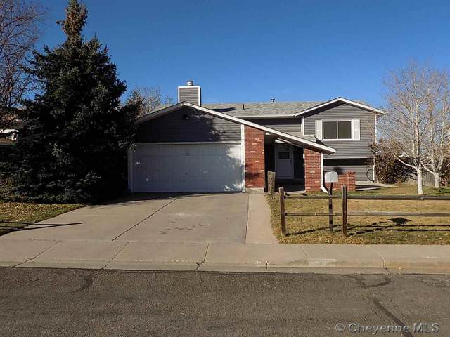 1418 Ahrens Ave, Cheyenne, WY 82007 (MLS #80593) :: RE/MAX Capitol Properties