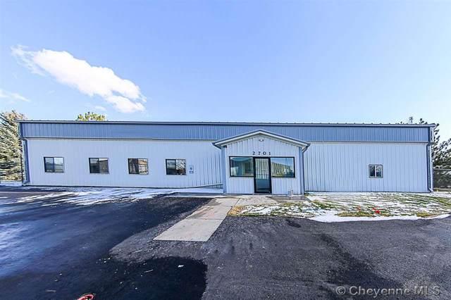 2701 Westland Ct B, Cheyenne, WY 82001 (MLS #80610) :: RE/MAX Capitol Properties