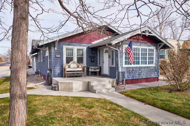 202 E 5TH AVE, Cheyenne, WY 82001 (MLS #80615) :: RE/MAX Capitol Properties