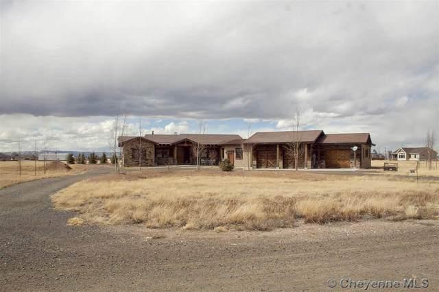 836 Sally Port Rd, Laramie, WY 82070 (MLS #80633) :: RE/MAX Capitol Properties