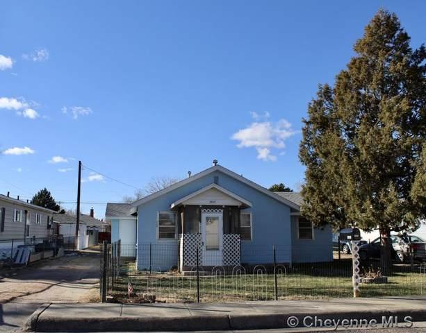 1603 11TH ST, Wheatland, WY 82201 (MLS #80675) :: RE/MAX Capitol Properties