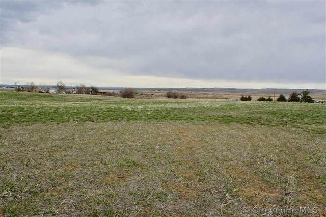 Tract 4 East View Meadows, Wheatland, WY 82201 (MLS #80683) :: RE/MAX Capitol Properties