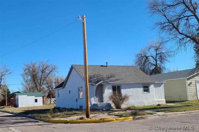 1308 12TH ST, Wheatland, WY 82201 (MLS #80718) :: RE/MAX Capitol Properties