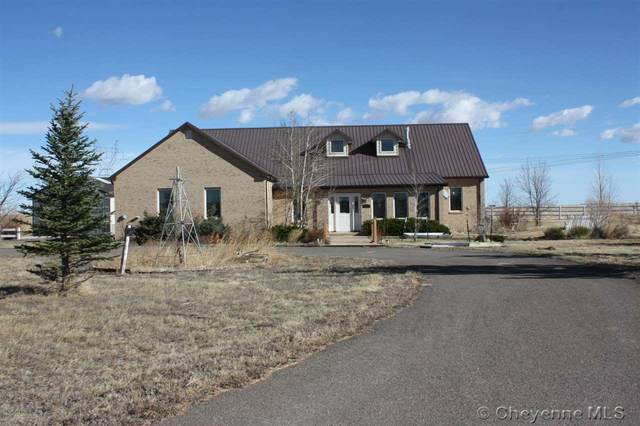 13186 E Four Mile Rd, Cheyenne, WY 82009 (MLS #80719) :: RE/MAX Capitol Properties