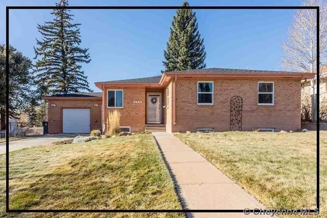 3526 Essex Rd, Cheyenne, WY 82001 (MLS #80754) :: RE/MAX Capitol Properties