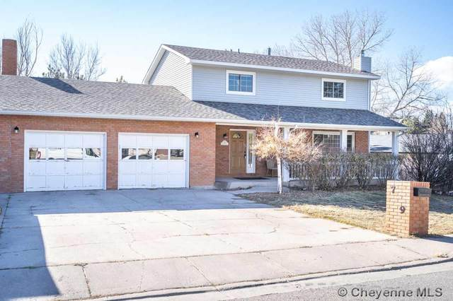 749 Dogwood Ave, Cheyenne, WY 82009 (MLS #80755) :: RE/MAX Capitol Properties