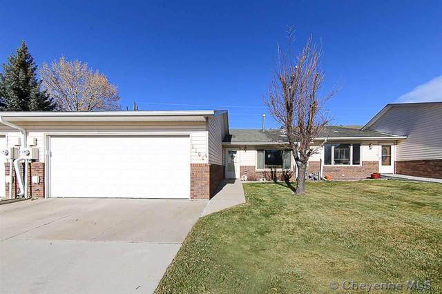 1104 Patio Dr, Cheyenne, WY 82009 (MLS #80760) :: RE/MAX Capitol Properties