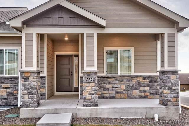 3703 Sunrise Hills Dr, Cheyenne, WY 82009 (MLS #80763) :: RE/MAX Capitol Properties