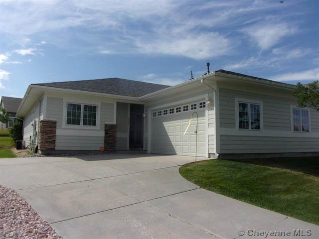 921 Whispering Hills, Cheyenne, WY 82009 (MLS #80764) :: RE/MAX Capitol Properties