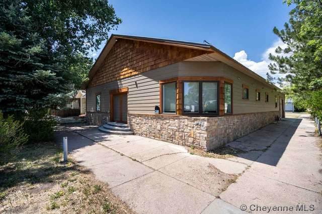 700 W 24TH ST, Cheyenne, WY 82001 (MLS #80776) :: RE/MAX Capitol Properties