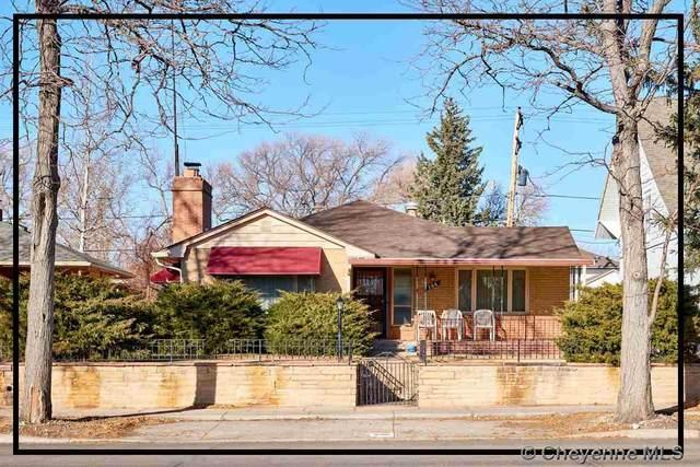 208 W Pershing Blvd, Cheyenne, WY 82001 (MLS #80781) :: RE/MAX Capitol Properties