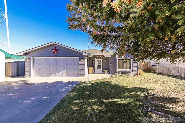 115 S Prairie Ave, Burns, WY 82053 (MLS #80811) :: RE/MAX Capitol Properties