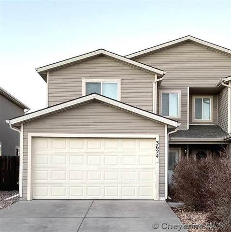 3624 Land Ct, Cheyenne, WY 82001 (MLS #80813) :: RE/MAX Capitol Properties