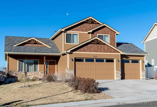 3232 Fire Side Dr, Cheyenne, WY 82001 (MLS #80821) :: RE/MAX Capitol Properties