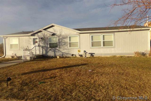 2058 W Johnston St, Wheatland, WY 82201 (MLS #80926) :: RE/MAX Capitol Properties