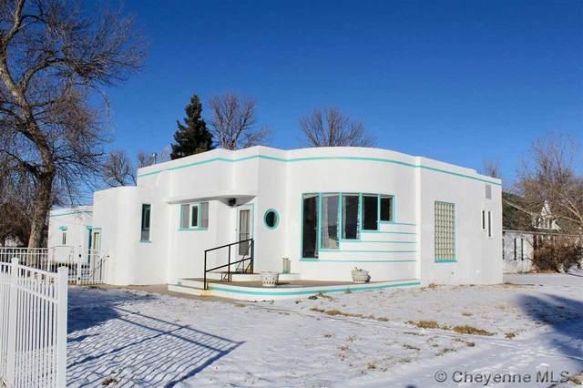 1005 10TH ST, Wheatland, WY 82201 (MLS #80948) :: RE/MAX Capitol Properties