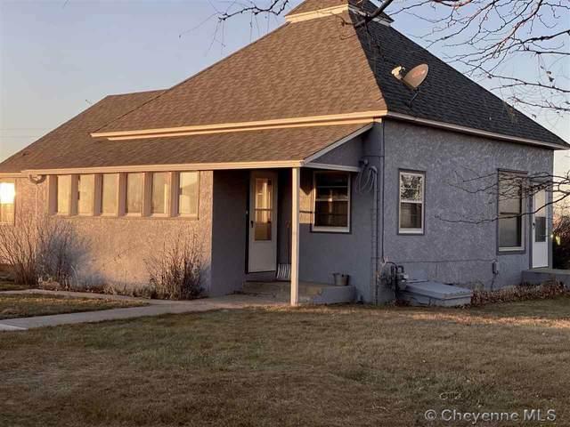 206 Preuit Rd, Wheatland, WY 82201 (MLS #80958) :: RE/MAX Capitol Properties