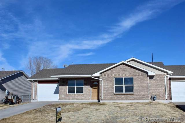 331 N Platte River Dr, Guernsey, WY 82214 (MLS #80987) :: RE/MAX Capitol Properties