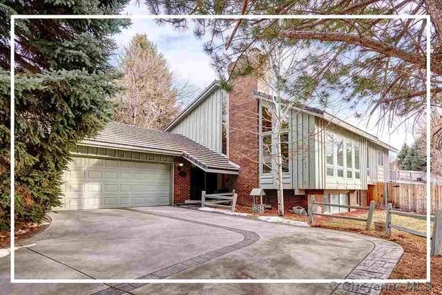 5631 Blue Bluff, Cheyenne, WY 82009 (MLS #80999) :: RE/MAX Capitol Properties