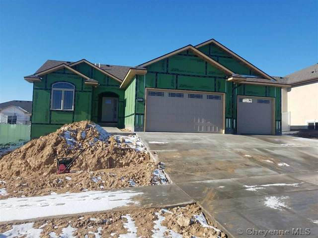 5810 Jade Bluff, Cheyenne, WY 82009 (MLS #81013) :: RE/MAX Capitol Properties
