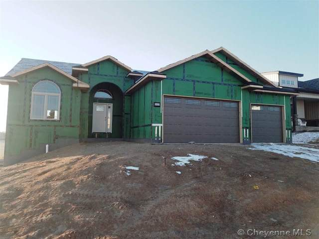 5820 Point Bluff, Cheyenne, WY 82009 (MLS #81014) :: RE/MAX Capitol Properties
