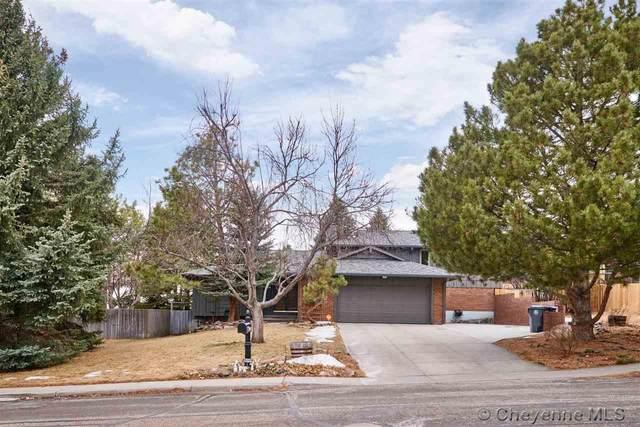 5650 Blue Bluff, Cheyenne, WY 82009 (MLS #81041) :: RE/MAX Capitol Properties
