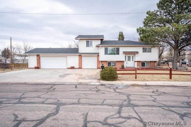 7207 Willshire Blvd, Cheyenne, WY 82009 (MLS #81043) :: RE/MAX Capitol Properties