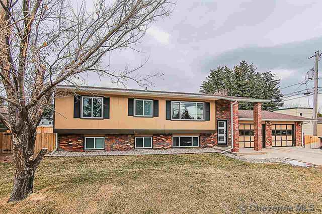 6427 Evers Blvd, Cheyenne, WY 82009 (MLS #81044) :: RE/MAX Capitol Properties