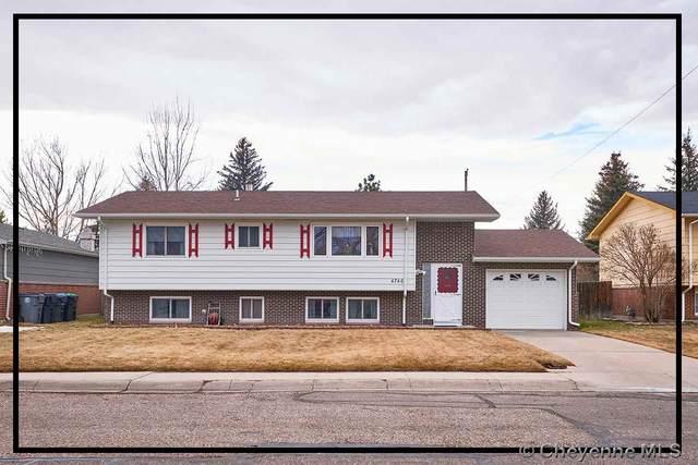4746 Pineridge Ave, Cheyenne, WY 82009 (MLS #81046) :: RE/MAX Capitol Properties