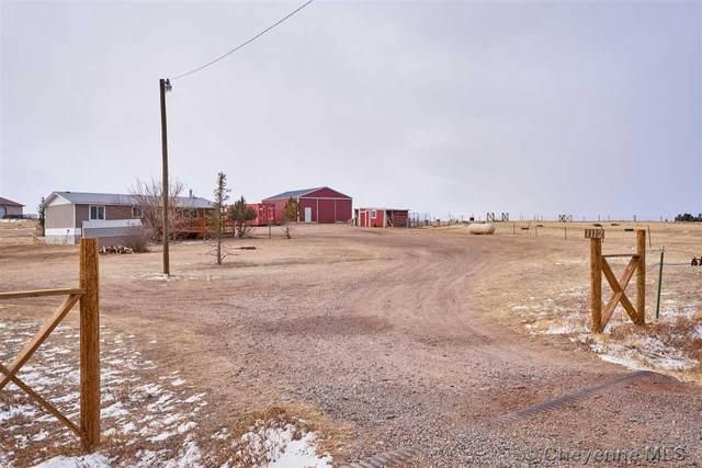 1112 Mcdonald Rd, Cheyenne, WY 82009 (MLS #81047) :: RE/MAX Capitol Properties