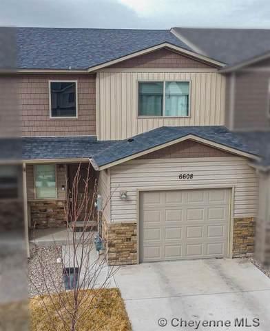 6608 Painted Rock Tr, Cheyenne, WY 82001 (MLS #81055) :: RE/MAX Capitol Properties
