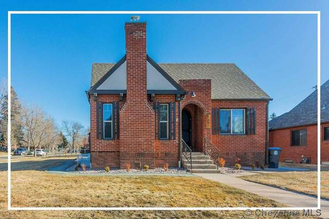 3521 Capitol Ave, Cheyenne, WY 82001 (MLS #81082) :: RE/MAX Capitol Properties