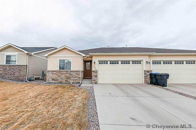 3616 Woodhaven Dr, Cheyenne, WY 82001 (MLS #81109) :: RE/MAX Capitol Properties