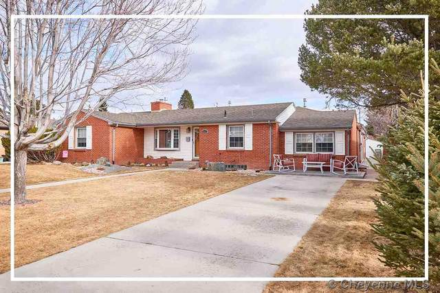 3923 Mccomb Ave, Cheyenne, WY 82001 (MLS #81111) :: RE/MAX Capitol Properties