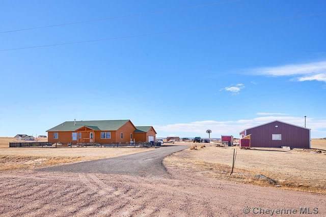 1768 East Mule Trl, Cheyenne, WY 82009 (MLS #81114) :: RE/MAX Capitol Properties