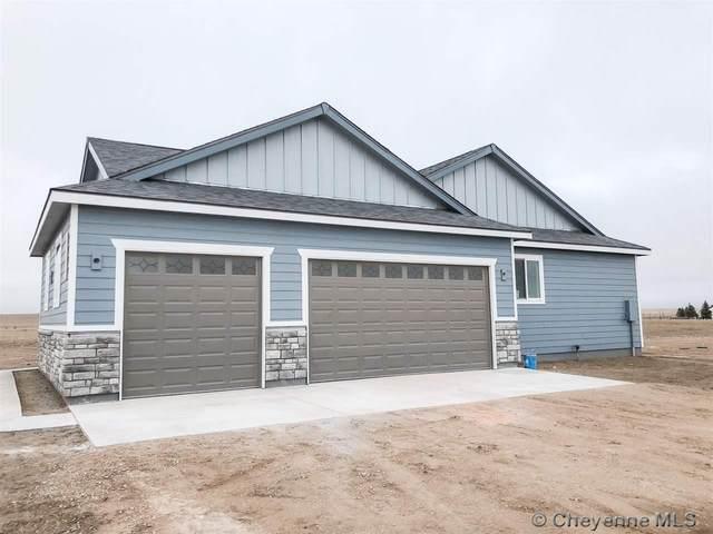 Lot 42 Corbin James Loop, Cheyenne, WY 82009 (MLS #81116) :: RE/MAX Capitol Properties