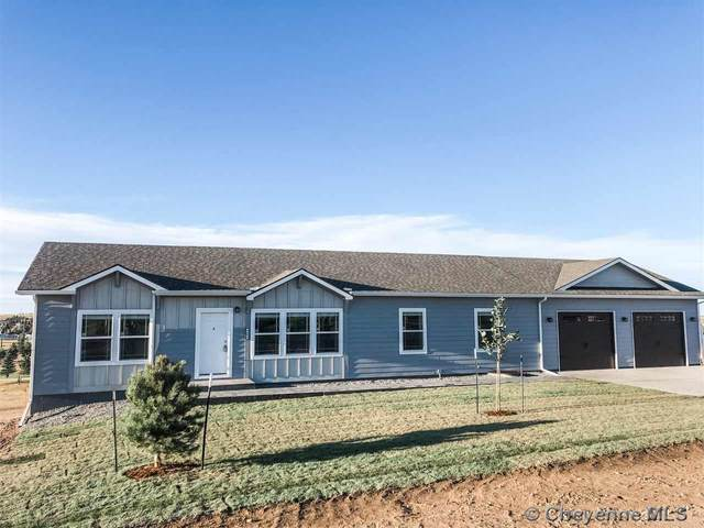 TBD Cole Rd, Cheyenne, WY 82009 (MLS #81117) :: RE/MAX Capitol Properties