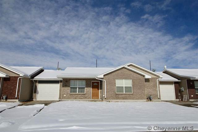 311 N Platte River Dr, Guernsey, WY 82214 (MLS #81121) :: RE/MAX Capitol Properties