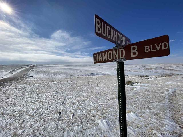 Tract 44 Diamond B Blvd, Cheyenne, WY 82009 (MLS #81136) :: RE/MAX Capitol Properties