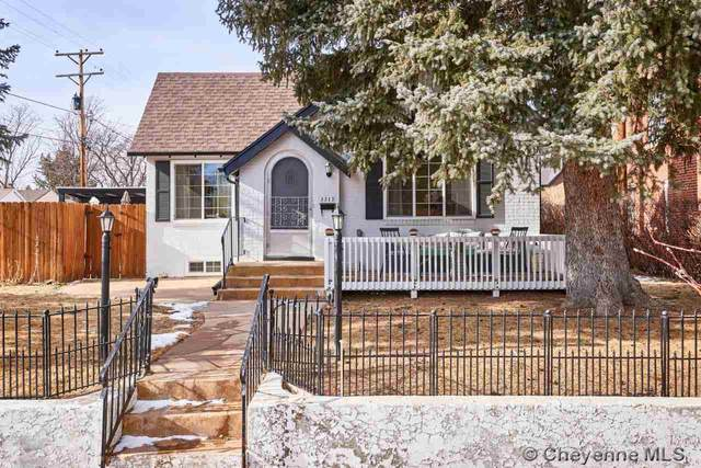 3312 Capitol Ave, Cheyenne, WY 82001 (MLS #81187) :: RE/MAX Capitol Properties