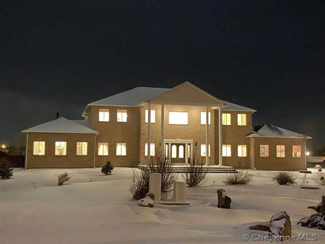2262 Wind River Trl, Cheyenne, WY 82009 (MLS #81208) :: RE/MAX Capitol Properties