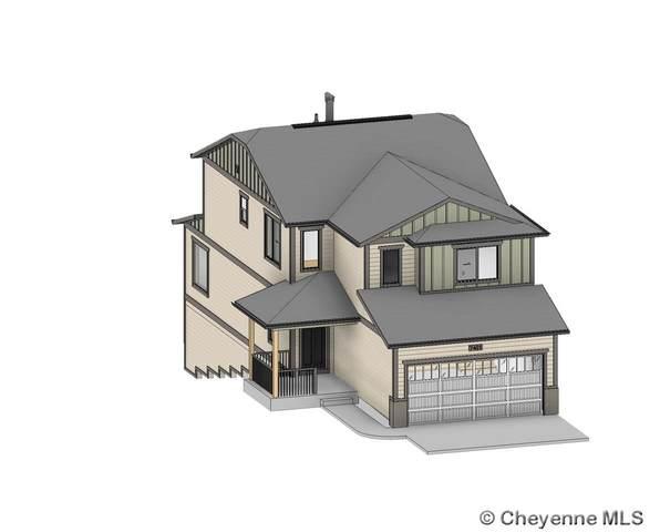 2020 Goodnight Trl, Cheyenne, WY 82007 (MLS #81215) :: RE/MAX Capitol Properties