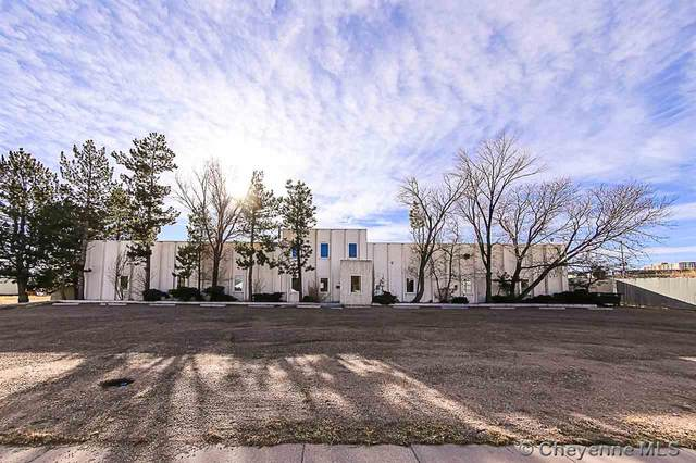 323 E 3RD ST, Cheyenne, WY 82001 (MLS #81224) :: RE/MAX Capitol Properties